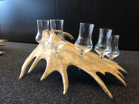 5 Gläser vorne